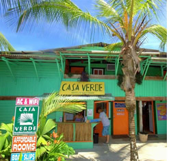 Casa Verde, Bocas del Toro, Panama
