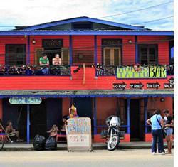 Pension Heike, Bocas del Toro, Panama